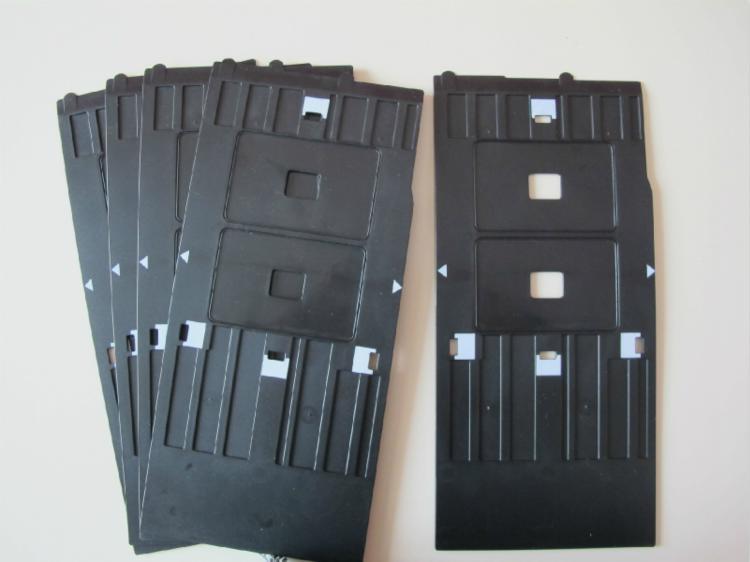 Inkjet Printable PVC card tray for R200 R210 R220 R230 R300 R310 R320 R350