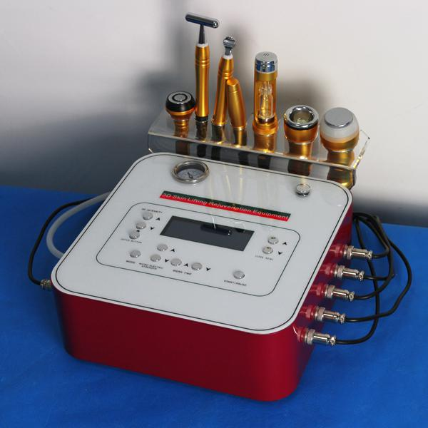 golden beauty equipment make up 7 in 1 iontophoresis equipment iontophoresis machine. Black Bedroom Furniture Sets. Home Design Ideas