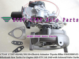 $enCountryForm.capitalKeyWord Canada - CT16V 17201-30160 17201-30100 Electric Actuator Solenoid Valve Turbo Turbocharger For TOYOTA Hilux Landcruiser 05- 1KD-FTV 3.0L