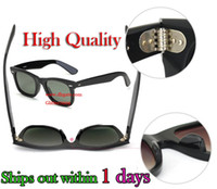 Hot sales UV400 protection sunglasses High Quality Plank bla...