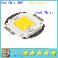 Wholesale high power led chip W coldwhite warmwhite integrated led lamp beads LM brightness