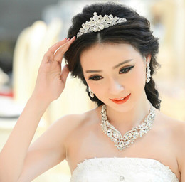 Wholesale Act Pieces - Fashion Bride Adorn Article Wedding Luxury Style Bride Deserve To Act The Role Of Three-piece