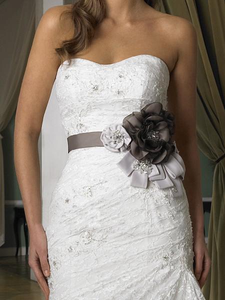 Barato! Mais novo estilo de flores de noiva cintos de strass cristais cintos de casamento nupcial acessórios em estoque barato