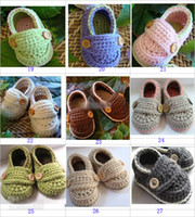 popular Baby boy crochet BOOTIES shoes shoe shoes, Handmade c...