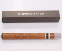 Wholesale Fine Cigars - new arrival Disposable Cigar Electronic Cigarette 1500 Puffs Cigar flavor E cigarette vapor cigarettes with Fine Gift box free shipping
