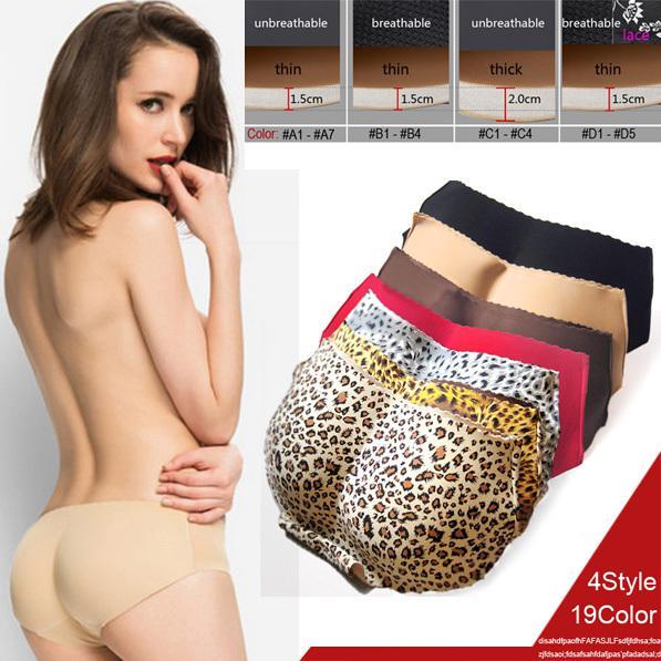 d347f704865d9 2019 2014 Hot Sale New Underwear Women Bottom Buttock Bun Enhancement  Padded Brazilian Pants Shapewear Briefs From Lin117