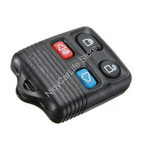 Wholesale Mercury Key Fob - New 4 Buttons Keyless Remote Key FOB Case Shell Cover For Ford Lincoln Mercury