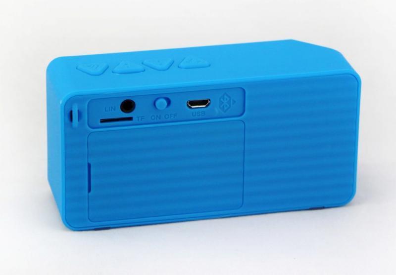Freier beweglicher drahtloser Bluetooth Lautsprecher X3, der TF Karte FM Linie in der Funktion für Smartphone Tablette PC MP3 MP4 Spielerqualität nennt