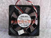 Wholesale 12v Server Fans - Free Shipping Original NMB-MAT 2806KL-04W-B89 12V 0.65A 7cm 7015 IBM server fans