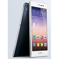 Wholesale Air Gestures Inch - Huawei P7 5.0 Inch Kirin 910T Processor 4G GPS Android 4.4 Dual SIM Quad-Core 8.0MP+13.0MP Camera Multi-Languages Smartphone Cell Phone