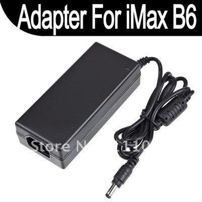 Al por mayor-OP-Adapter Power Supply Balancer Cargador 12V 5A para MYSTEKY iMAX B6 B5 monitores LCD