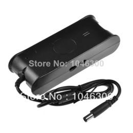 Wholesale Mini Laptop Hp - Wholesale-OP-Mini 7.4 x 5.0 mm 65W 19.5V 3.34A Laptop Adapter Adaptor Converter for DELL PA-12 Laptop-Black