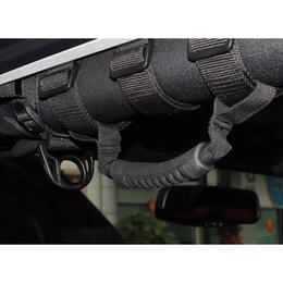 13505.04 Rugged Ridge Ultimate Grab Handle PAIR Jeep Wrangler handle on Sale
