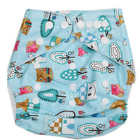 Wholesale printed 2xl diaper for sale - Group buy 2014 New Print Pocket Cloth Diapers with Inserts Inserts Per Diaper girl Pack B2