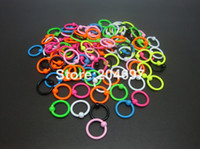 Wholesale OP mm New Arrival Neon Colors Stainless Steel Captive Bead Ring BCR Piercing Body Jewelry