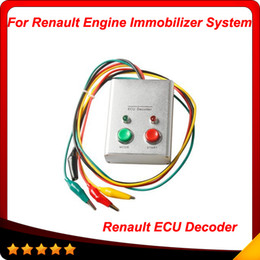 Wholesale Fuel Free Engine - 2014 Top selling Universal decoding tool Renault fuel injection ECU engine immobilizer system Renault ECU Decoder free shipping