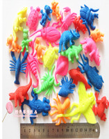 Wholesale larger expansion toys soaked in water elf large marine animals creative toy stall