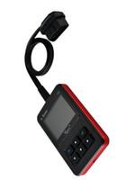 генераторы toyota оптовых-Оригинал Vgate E-Scan V10 инструмент бензиновый автомобиль E SCAN V 10 OBDII протоколы могут совместимый Live Data DTC сканер