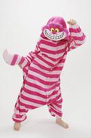 ingrosso pigiami di gatto-2014 Pigiama / pigiama / tutina / costume per animali, cosplay Corgi / panda / gatto / lupo / pikachu