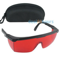 Wholesale Green Laser Safety - New 200-540nm Eye Protection Goggles Green Blue Laser Safety Glasses Free Ship