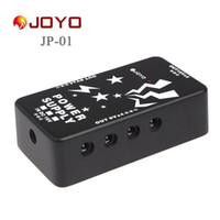 Wholesale 18v Guitar Pedal Power Supply - JOYO JP-01 Effect Pedals Power Supply Power Adapter Output of 8-way DC 9V and 2-way DC 18V for Electric Guitar Parts I350