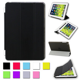 Wholesale Ipad Mini Smart Case Stylus - BESDATA Ultra Thin Magnetic Smart Cover & Clear Back Case for Apple iPad + Screen Protector + Stylus + Cleaning Cloth (iPad mini (1st