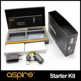 Wholesale Ego K1 - STOCK Electronic Kits Ego Aspire K1 BVC Starter Kit 1.5Ml Aspire Atomizer Kit Aspire BVC Coil Aspire CF G-power 900Mah Battery