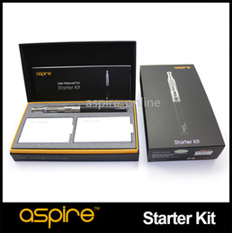 Wholesale Wholesale Core Power - Wholesale Aspire E Cigarette Starter Kit Aspire Ego Kit 1.5Ml Aspire K1 Tank Aspire Coil Atomizer Core CF G-power Ego Battery 900mah