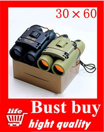 Wholesale Military Cans - Sakura LLL Night vision 30 x 60 Optical Zoom military Telescope Binoculars (126m-1000m ) Green Camouflage 100%NEW - Can OEM original latest