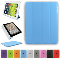 Wholesale Ipad Smart Covers For Cheap - China Cheap Oversea Shipping Smart Cover Magnetic Tablet Case for Apple iPad 2 3 4 PT260X