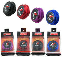 Wholesale Xpower One New TRD fuel Tank covers Radiator Cap design FOR TOYOTA with High quality Red Black Blue Purple