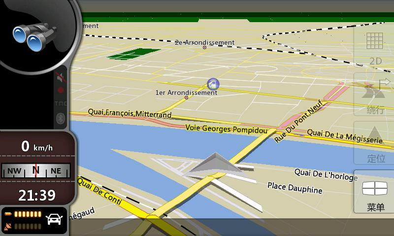 2018 Igo 3d Gps Maps All Europe Updated To 2017 Belgium The