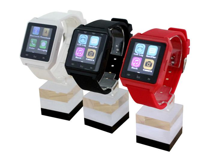 Bluetooth Smart U8 Watch Wrist Watch for iPhone 4 4S 5 5S Samsung S4 Note 3 HTC Android Phone