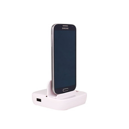 Wholesale Hub Galaxy S3 - Multimedia Charging Dock Smart Dock Multimedia Hub OTG with HDMI and Audio Output For Samsung Galaxy Note2 Note 3 S3 S4 S5 Newest