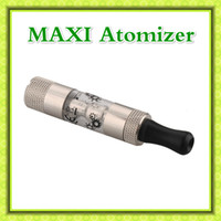 Wholesale Ego Maxi - MAXI cleraomizer ego-t atomizer 100% no leaking for 510 ego thread battery electronic cigarette free shipping
