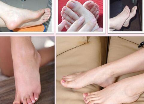 Heißer Verkaufsessig entfernen glatte Peelingfußmasken-Fußpflege / der toten Hautfußhaut