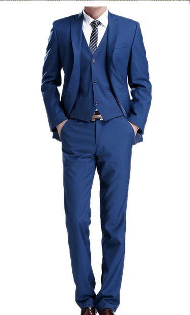 Hot Sale Men Suits Fashion Men Dress Suit And Wedding Dress Pants ...