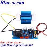 Wholesale Ozone Sterilizer - BO-2201QNAOS, AC220V AC110V 1g h 1gram 1g-3.6g h adjustable Quartz tube type ozone generator Kit air purifier water sterilizer