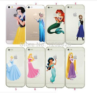 Cheap For Apple iPhone iphone 6 Best Plastic Transparent iphone 4s