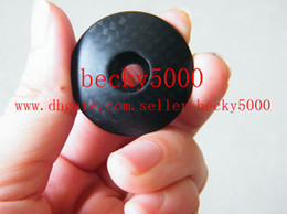 Wholesale Carbon Fiber Stems - Carbon Fiber bike Top Cap Stem Headset Top Cap Bicycle parts free shipping