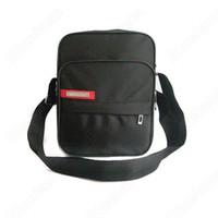 Wholesale Briefcase Portfolio Woman - Wholesale-OP-Free Shipping Mens Cross Body Messenger Shoulder Bag Handbag Purse Briefcase Portfolio 840D Shoulderbag
