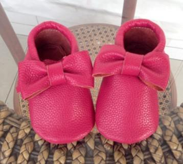 Baby Boys Girls Shoes Infant Crib Mary Jane Fringed Bowknot Shoes Prewalker New