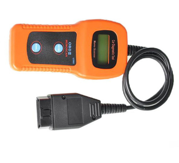 Memo Scanner U380 OBD Code Reader Automotive Fault Code Memoscanner Auto Device For Reading And Erasing Trouble Code In Vehicles