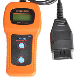Wholesale Reading Codes - Memoscan U380 OBD Code Reader, automotive fault code scanner,auto device for reading and erasing trouble code in vehicles