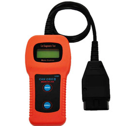 Wholesale Gm Obd2 Tool - Automobile Inspection diagnostic U480 CAN OBD2   OBDII trouble reading decoder Code Reader u480 car care Diagnostic Tools