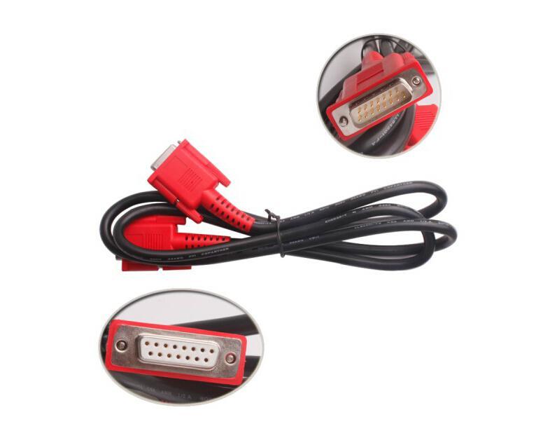 Cable de prueba principal para Autel MaxiDAS DS708 Línea de prueba principal Cable de prueba principal para Autel MaxiDAS DS708