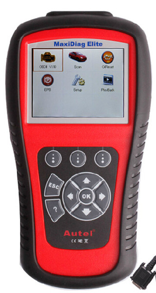 Autel Maxidiag Elite MD704 System Wide Band Data Flow Autel New Maxi Diag Elite MD704 Multifunctional Scan Tool