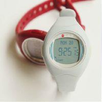 Wholesale Polar Heart Monitors - Wholesale-Polar Pulse Heart Rate Watch Calorie Burned Sport Watch Monitor Wrist Sport Pulse Watch Wholesale Dropship Christmas Gift ML0437