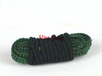 Wholesale Snake Gun 22 Shotgun - Wholesale-OP-15pcs Bore Snake Gun Cleaner For 22 CAL Shotguns,free shipping