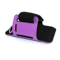 Wholesale Iphone Case Jogging - Sports Waterproof Mobile Phone Bag Case Running Jogging Sports Armband Arm Strap Cover Case For iphone8 plus iphonex